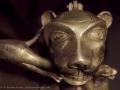 Rekonstruiertes Löwenaquamanile von AD 1200