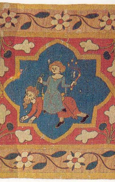 Aristoteles und Phyllis Maltererteppich